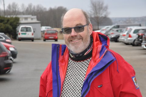 BREDT OG VIDT: Morten Hagen er en engasjert person på mange områder.