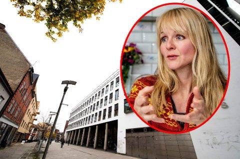 Hvaler kjøpte i 2020  tjenester hos  Fredrikstad kommune for 27,2 millioner kroner. Mona Vauger mener  et slik samarbeid er nødvendig for å bestå som liten kommune.