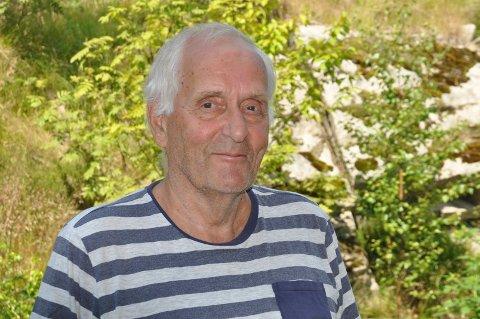 BESKRIVELSE: Odd Magne Jacobsen kaller seg optimistisk og arbeidsom og liker alltid å ha noe å stelle med.