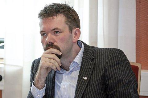 Utfordrende jobb: At Svein Erik Kristiansen blir ordfører har lenge vært kjent, men hvem han får som varaordfører er ennå ikke klart. Svein Nilsen og Senterpartiet ble tilbudt posten, men takket nei.Foto: Ragnar Bøifot