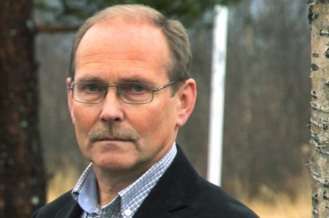 Ordfører i Bardu Arne Nysted fikk 37,5 prosent av stemmene.