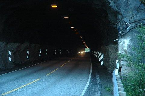 NY RUNDE: En ny runde venter om anleggsarbeid i Leirviktunnelen.
