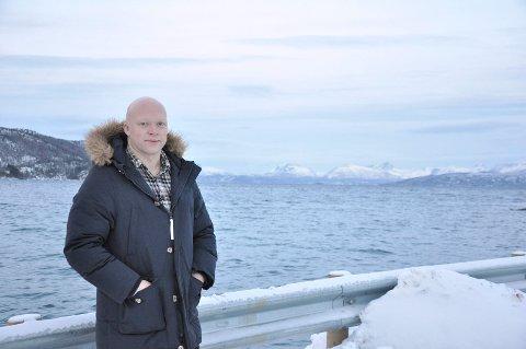 SKEPTISK: Ordfører i Tysfjord kommune, Tor Asgeir Johansen, er skeptisk til forslaget om å verne så godt som hele Tysfjorden.  *** Local Caption *** SKEPTISK: Ordfører i Tysfjord kommune, Tor Asgeir Johansen, er skeptisk til forslaget om å verne så godt som hele Tysfjorden.