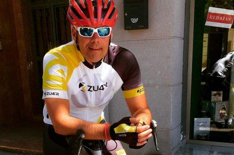 Daglig leder Christen Eide-Hermansen i BCC, har tro på minst 500 deltakere i sykkelrittet neste år. Og 10. september arrangerer de et motbakkeløp for syklister.