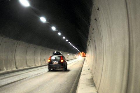 Fire år siden sist: Det kan ikke dokumenteres at det har vært gjort brannøvelser i Fagernestunnelen de fire siste årene. Arkivfoto