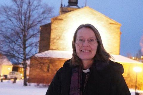 Flytter sørover: Etter omlag to år som prost i Ofoten, returnerer Marta Botne til Vestfold.