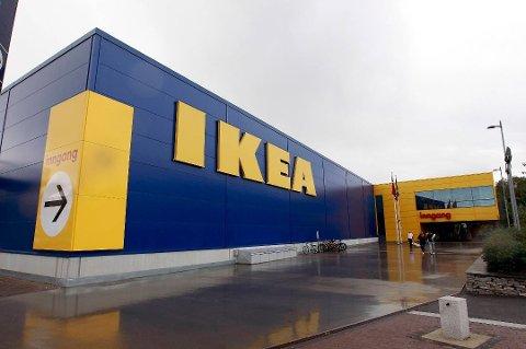 PÅ VENT: Det er usikkert når Ikea åpner varehus i Tromsø. Foto: Lise Åserud, NTB scanpix
