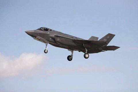 Norges nye kampfly F-35 Lighting II