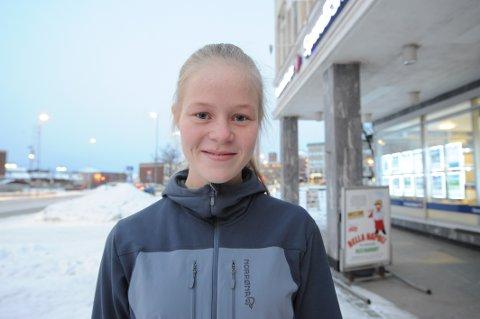 Katrine Winnem Jørgensen og Norge tapte for USA.