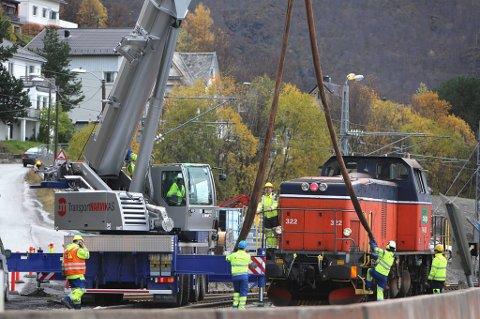 Ifølge styrelederen er nødvendige grep gjort for å få Taraldsvik Maskin lønnsom igjen etter et svært vanskelig 2016.