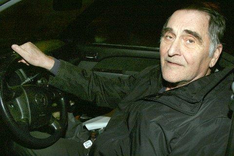 Eldrerådsleder Svein Westvik i Lenvik vil ha fjernet krevet om helseattest for sjåfører over 75 år. Foto: Torgeir Braathen