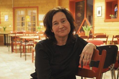 Kristin Green Johnsen er egentlig fra Lofoten, bor i Bodø og jobber i Steigen. Likevel er hun lokallagsleder i Bygdekvinnelaget i Musken, og får ting til å skje.