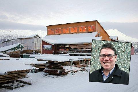 TILSKUDD: Nordnorsk Fartøyvernsenter i Hellarbogen i Gratangen har fått driftstilskudd for 2018 fra Troms fylkeskommune. Arkivfoto: Harold Jenssen