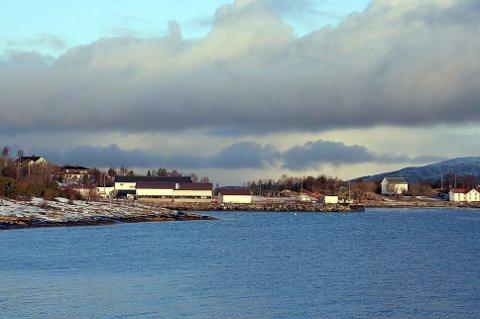 KORSNES I TYSFJORD: Lokalene til Taste of North i idyllisk omgivelser. Arkivfoto