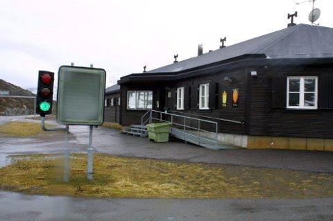 BLE STOPPET: På Bjørnfjell tollstasjon ble mannen stoppet 2. februar 2017.