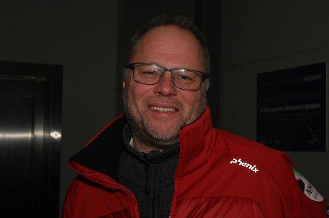 GÅR AV: Bjørnar Evenrud går av som leder i styret i Høgda borettslag.