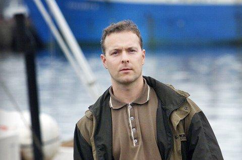 KRITISK: Avdelingsleder i Fiskebåt Nord, Tor Are Vaskinn, vil ikke ha redningshelikopterbase på Bardufoss.