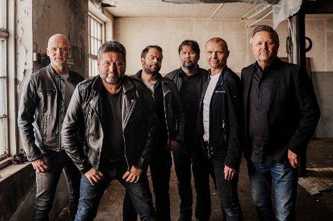 TIL NARVIK: Trønderbandet D.D.E skal spille i Bromsgårdparken under den andre utgaven av Haikjeftenfestivalen.