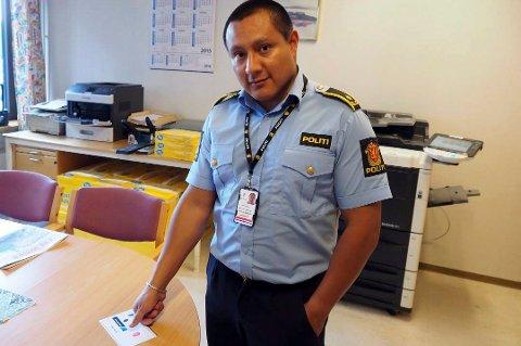 FERDIG ETTERFORSKET: Politiadvokat Anders Jæger kan fortelle at det er foretatt flere avhør etter at en mann i 40-årene ble siktet for krenkende seksuell atferd mot en 15-åring. Saken er nå sendt videre til statsadvokaten i Nordland.