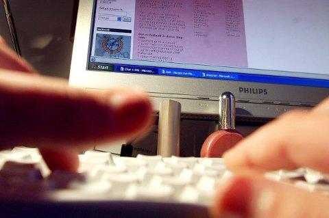 Mange lar seg lure av kjærester de treffer på nett.