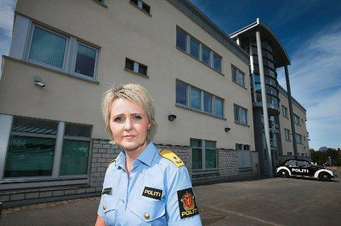Visepolitimester Heidi Kløkstad bekrefter at politiet i Nordland overvåker flere personer i Nordland med radikale holdninger.
