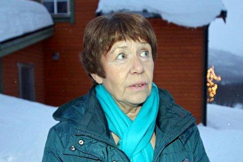 TRAGISK: Ordfører Gunda Johansen i Balsfjord opplevde flere tragiske hendelser i 2019. Mandag ble kommunen igjen rammet av ei dødsulykke.