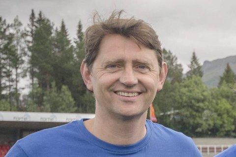 NÆRINGSLIVSTOPP: Jens Petter Opshaug, daglig leder i Norengros AS, har flere ønsker for Narvik i 2020 – så fremst ikke fred på jord lar seg gjøre, så klart.