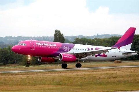 LANSERER NYTT: Det ungarske lavprisselskapet Wizz Air skal i morgen lansere en satsing på Norge.
