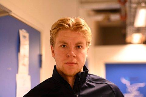 SURT: - Dette var surt , sa Niclas Jessesen etter tapet mot Stavanger Oilers.