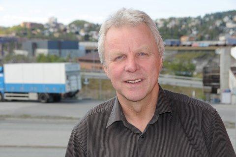 PÅ TOPPEN: Terje Nilssen var den som tjente mest i Narvik i 2019. Arkivfoto
