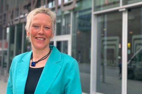 NY JOBB: Hilde Korsæth blir ny filmkommisjonær for Nord-Norge.