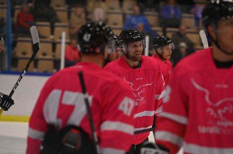 FORSTERKER: Narvik hockey henter spennende forward på lån fra Lillehammer.