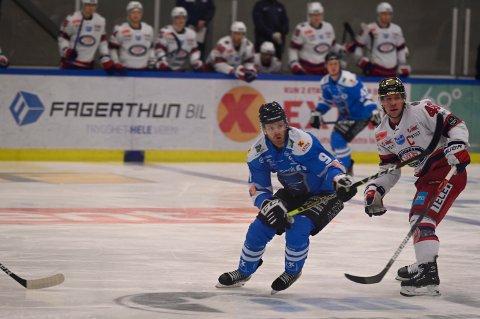 LEVERER: Ludvig Steenberg hadde to assister til scoringer i den gode kampen mot Vålerenga sist søndag.
