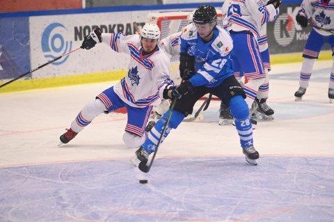 TOPPKAMPER: Narvik hockey henter inn forward fra Lillehammer til helgens toppkamper mot Lørenskog.
