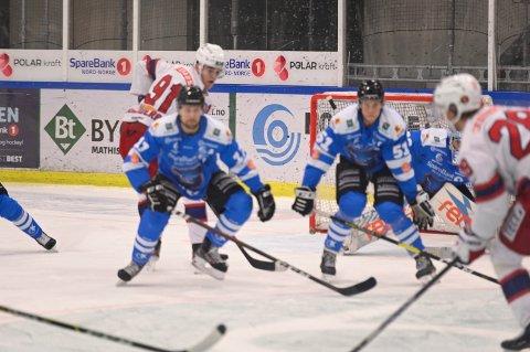 Svar: Narvik hockey får svar på anken.