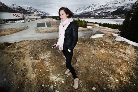 SØRGER: Direktør ved Asko Nord, Grete Ovanger, sier at Martin var en kjær kollega som vil bli savnet.