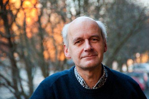 PROFESSOR: Arne Johan Vetlesen skal snakke om miljøetikk.