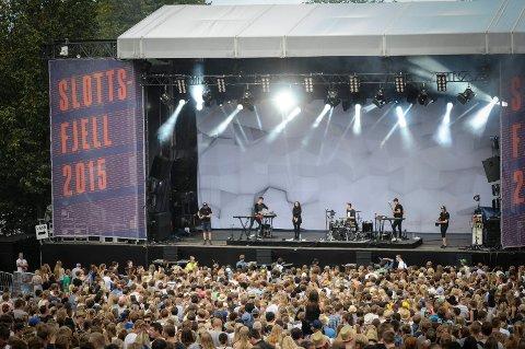 NEKTET: Kjøperne av de falske festivalpassene kom aldri inn på festivalen for å se blant andre Emilie Nicolas.