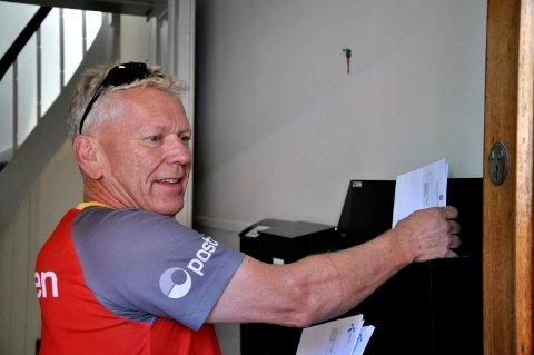 I 30 ÅR: Roy Tore Johnsen trives i jobben sin, spesielt på sommeren.