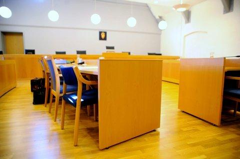 TILSTO ALT: Mannen fikk fratrekk i straffen fordi han kom med en uforbeholden tilståelse. Rettsmøtet varte i en drøy time.