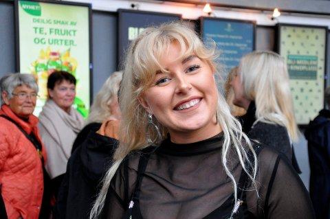 PÅ VERVEN: Nora Grefstad blir et av flere lokale innslag på festivalen neste sommer.