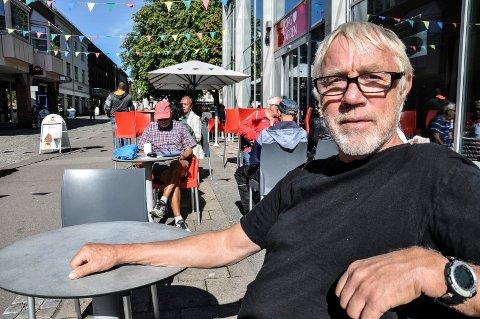 MANGE OPPGAVER: Trafikk, havn og jernbane. Tore Rolf Lund har hatt mange oppgaver i Horten kommune.