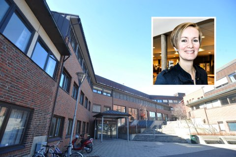 SLUTTER: Inger Lise Hansen gir seg som kommunikasjonssjef i Horten kommune.