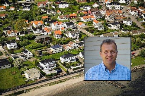 ENIGHET: Moderniseringsdirektør i Telenor, Arne Quist Christensen er fornøyd med at det er kommet til en enighet med Horten kommune om etablering av fibernett til sentrale Åsgårdstrand.