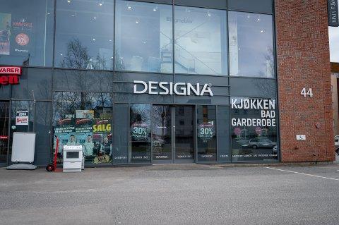 KONKURS: Korona-krisen knekte kjøkken-butikken på Designa på Åssiden.
