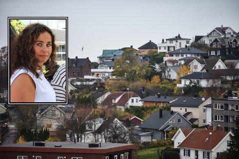 BEKYMRET: Enhetsleder i Eroph, Marianne Ødegaard, er bekymret.