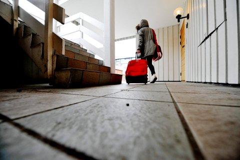 HUSLØSE: 18 personer i Horten har ikke noe fast sted å bo. (Illustrasjonsfoto: Kirvil Håberg Allum / Tønsbergs Blad)