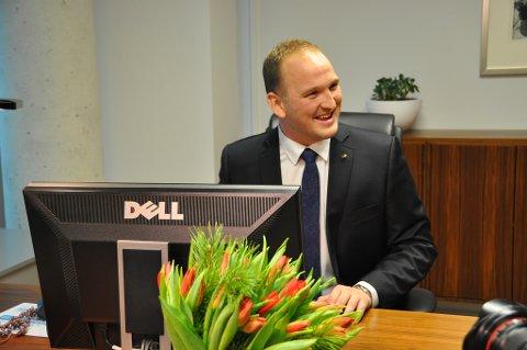 Landbruks- og matminister Jon Georg Dale kommer til Ålgård neste uke.