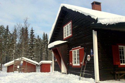 INNBRUDD: KIL Ski fikk hast med å skaffe ny varebeholdning til søndagens innrykk av skientusiaster. Foto: Kari Gjerstadberget (arkiv)