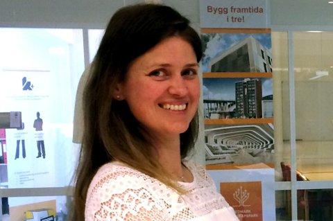 OVERTAR: - Jeg gleder meg til å lede GIVAS, sier Hanne Rolsdorph. Hun tiltrer allerede 1. juni. Foto: GIVAS